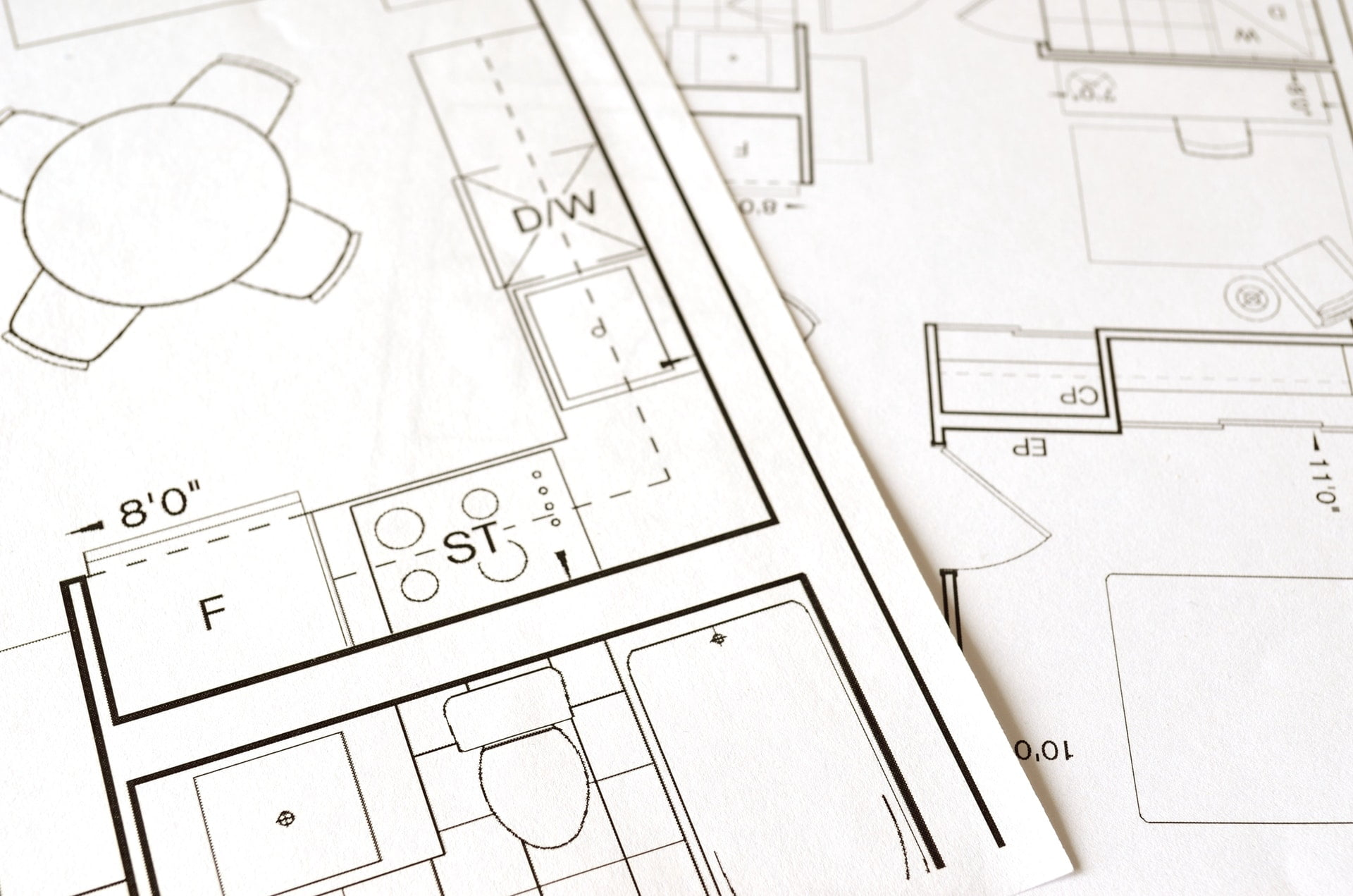 building plan photo