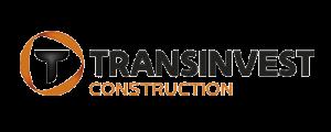 Transinvest construction logo