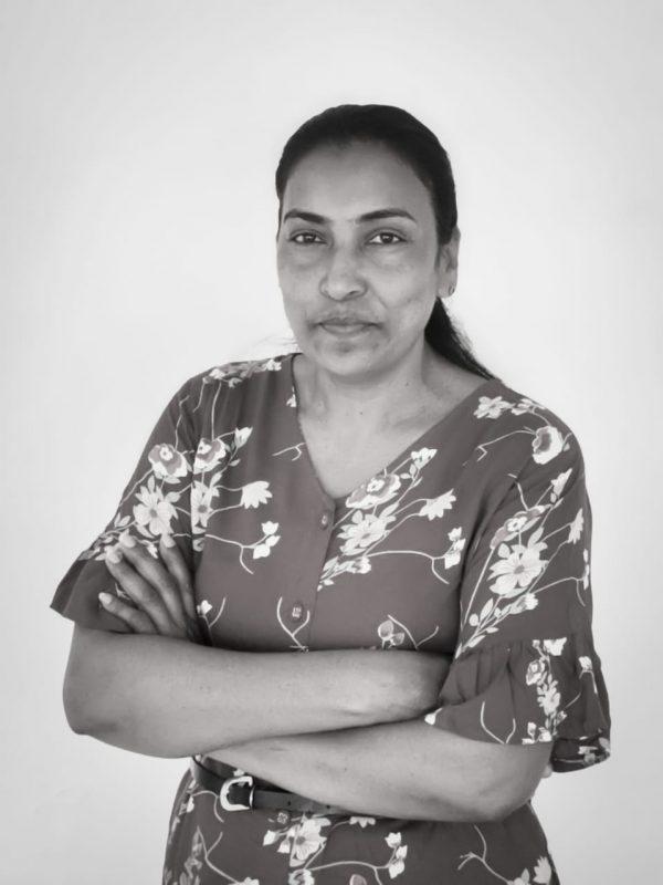 Neeta Oogarah CAD Technician
